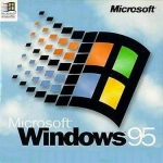 выпуск Windows 95